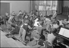 Youth_Leaders_at_Impington_College-_Education_and_Training_in_Cambridgeshire,_England,_UK,_April_1944_D19468